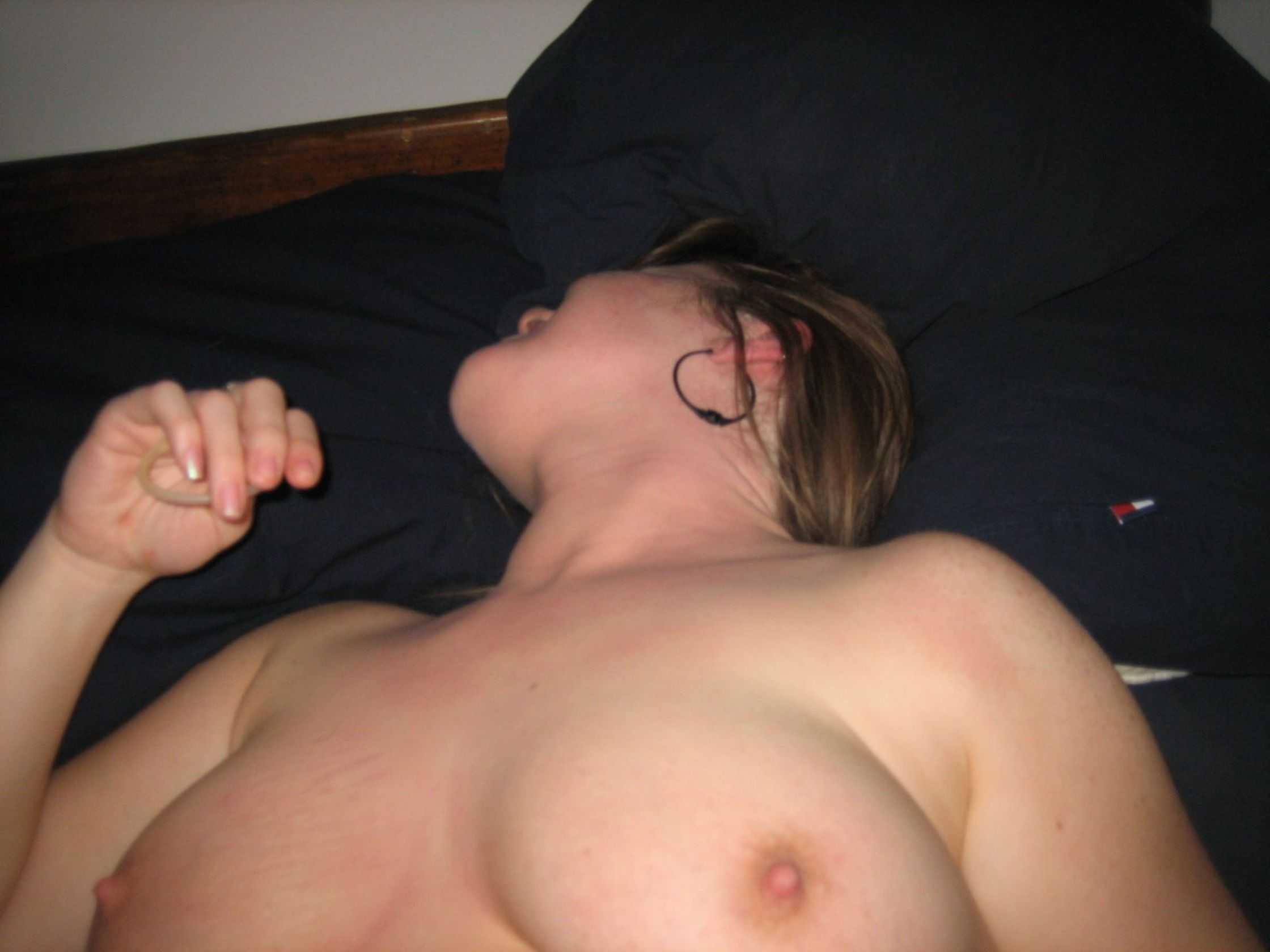 L'orgasme d'une amatrice ronde