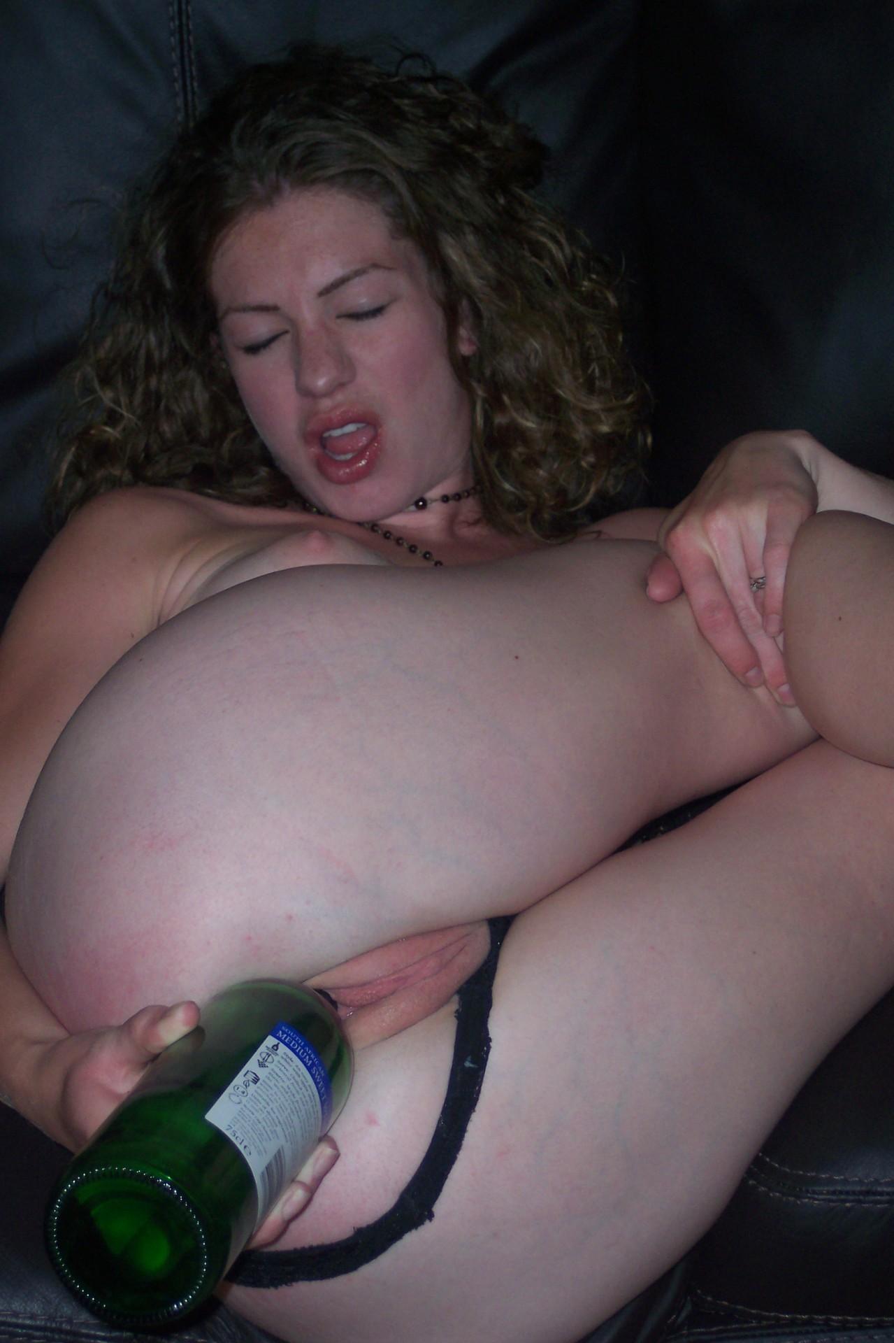 Orgasme en bouteille
